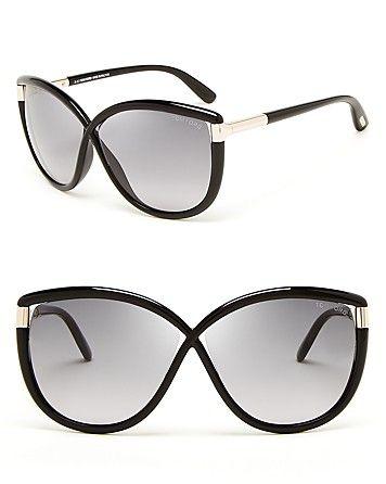 643ce036da58 Tom Ford Abbey Oversized Sunglasses