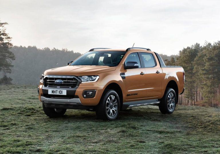 2020 Yeni Ford Ranger Wildtrak Ozellikleri