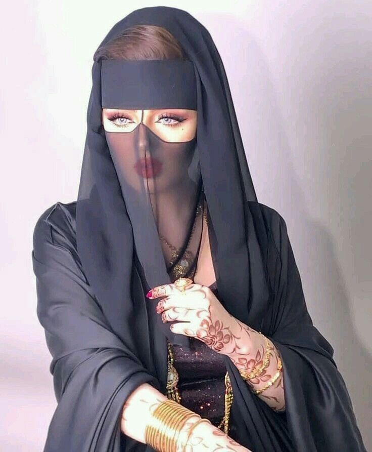 Black Hijab Arab Girls Hijab Arab Girls Girl Hijab