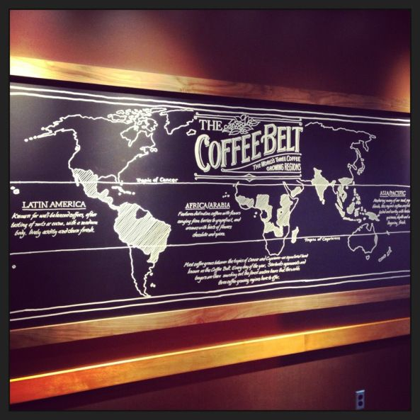 Starbucks Issaquah Highlands Starbucks Art Starbucks Coffee Lab