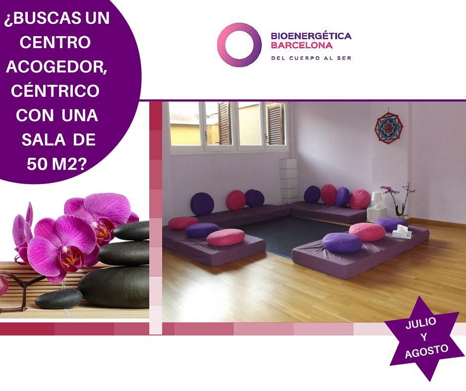Nuestro centro, nuestra, vuestra casa. Instituto de Psicoterapia Corporal Integradora. http://www.bioenergeticabcn.com/