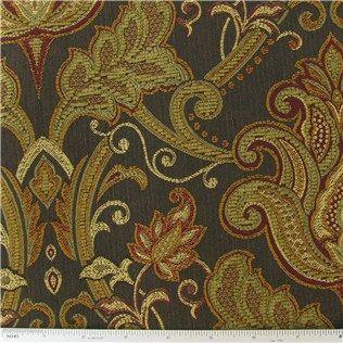 Dec Brown Elegant Motif Home Decor Fabric Shop Hobby Lobby Fabric Decor Home Decor Fabric Fabric