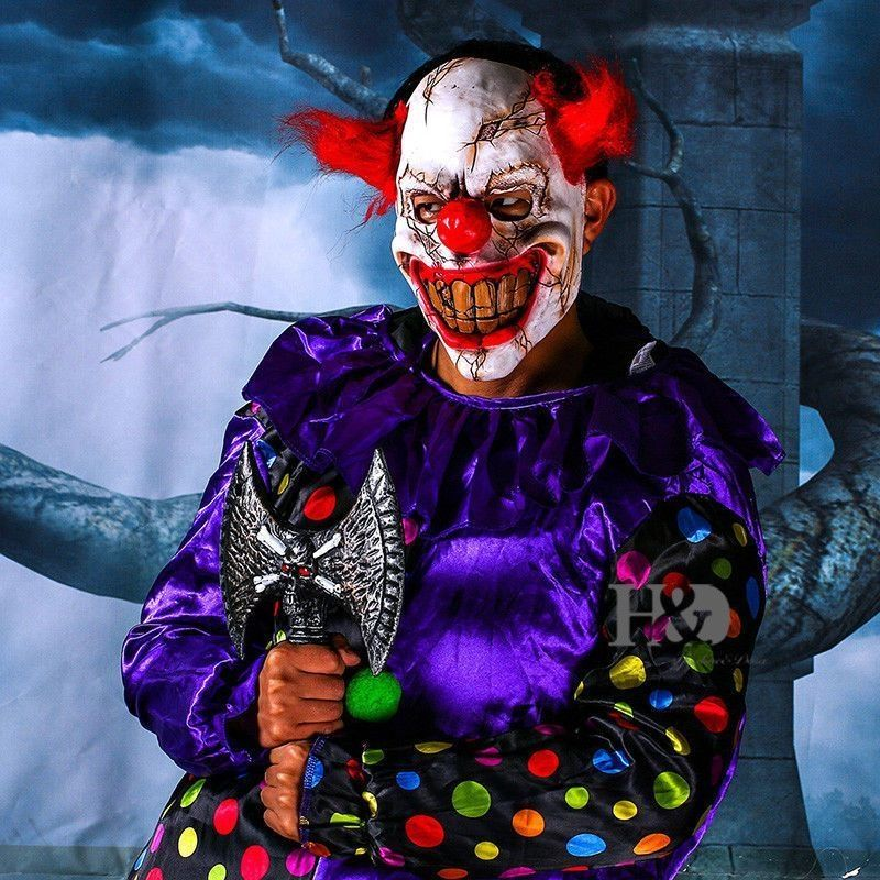105 Scary Halloween Costumes for Men and Women Scary
