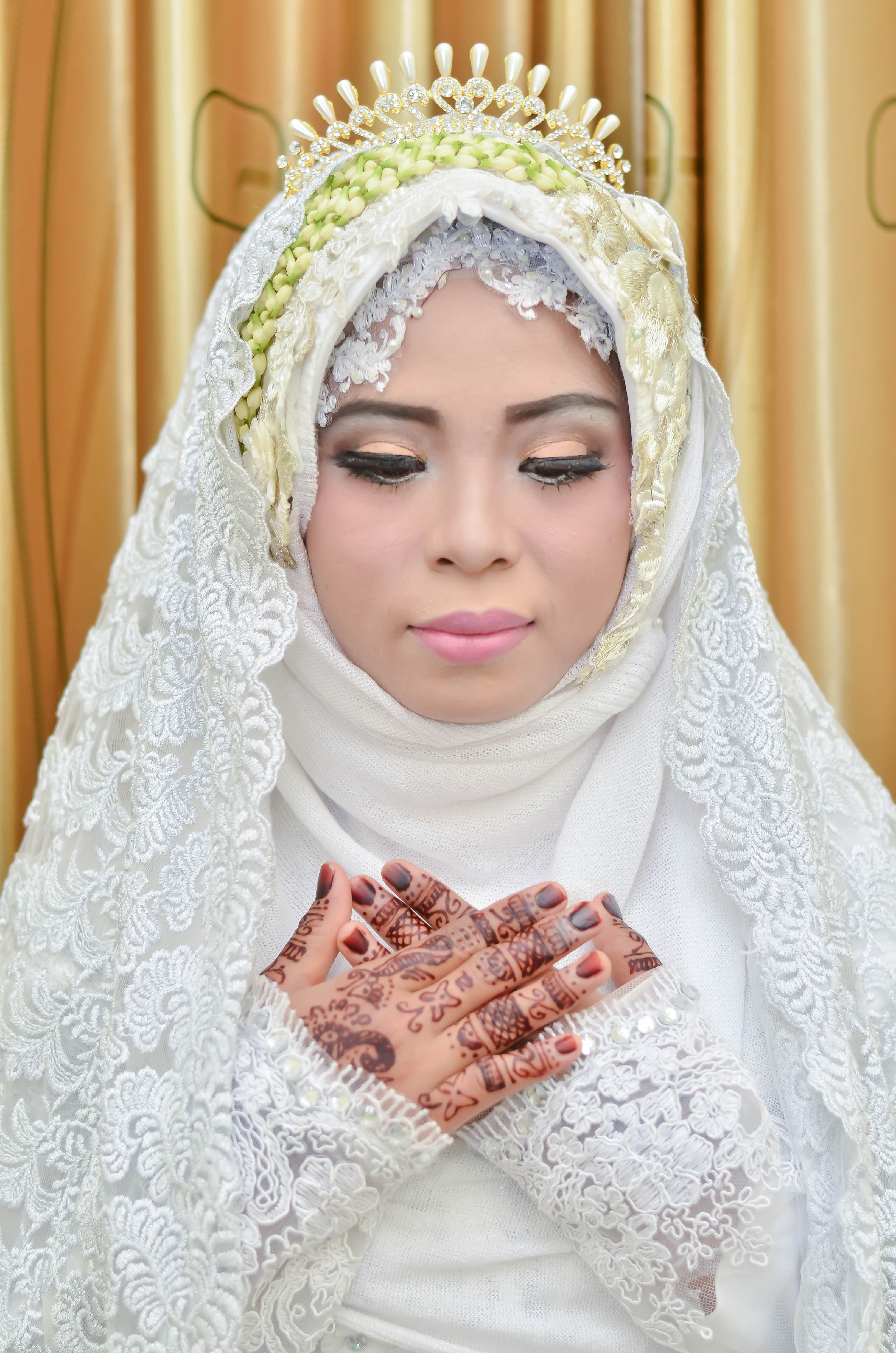 Bagi Kalian Yang Ingin Menikah Dengan Gaya Syar I Seperti Ini Yang