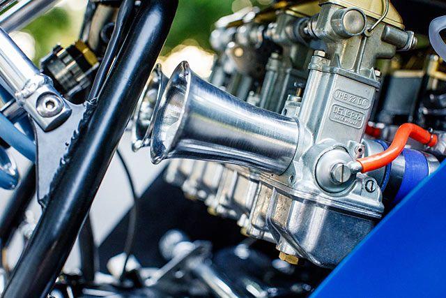PRIDE RIDE. Plan B Motorcycles' Benelli 354 Sport Resto-Racer - Pipeburn.com