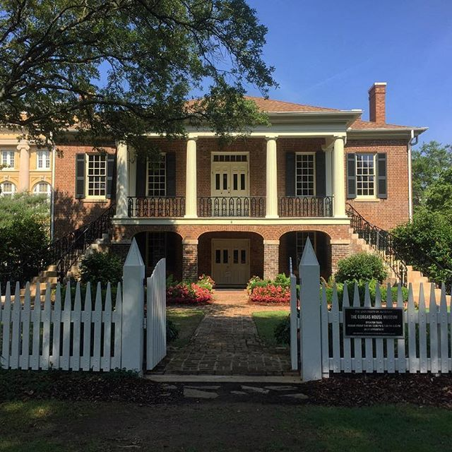 #TodayAtUA we are honoring Amelia Gayle Gorgas' 190th birthday! The @gorgashouse will be hosting a birthday celebration with free admission to the museum until 4:30pm, and birthday cake will be served at 1 pm!