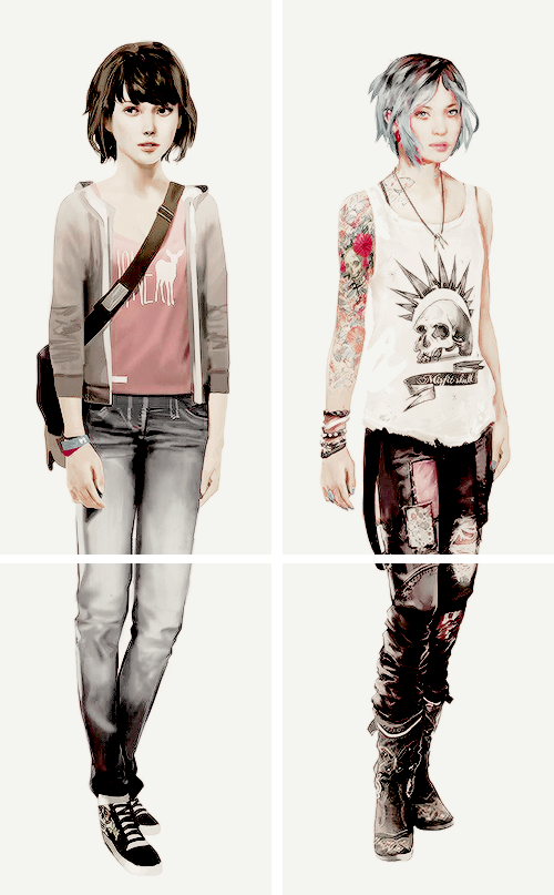 Character Design Price : Life is strange → concept art awesome and amazing game