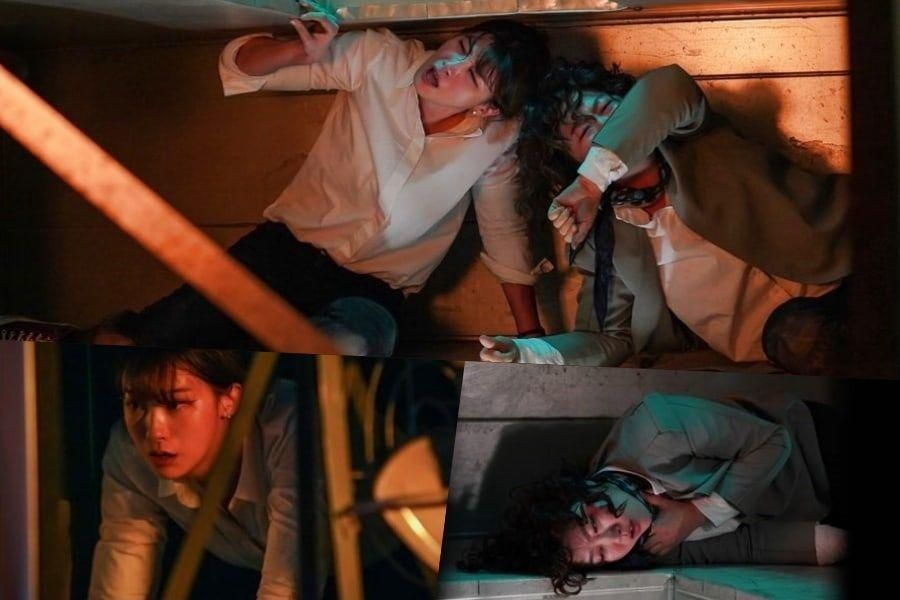 """Yoo In Young And Kim Ji Young Face Unexpected Obstacles During 1st Undercover Mission In """"Good Casting"""""""