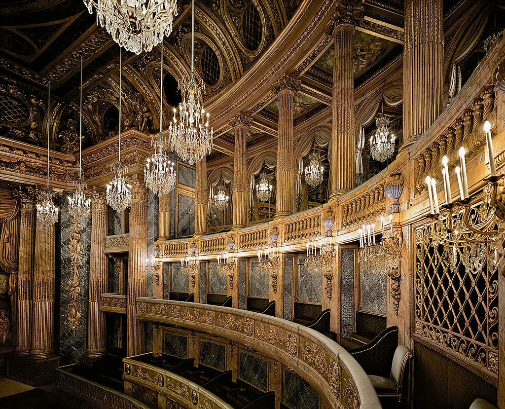 The Opra Royal de Versailles Royal Opera of Versailles is the