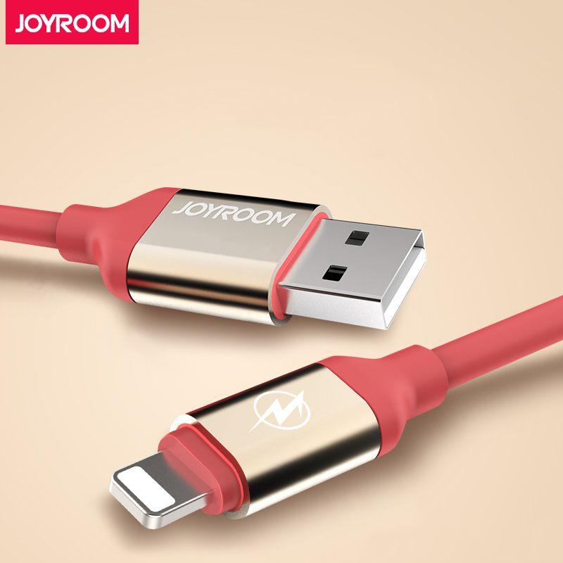 Joyroom Usb Cable Pour Iphone 6 S 1 M 1 5 M 3 M Ios Chargeur Rapide Cable Pour Iphone 7 6 6 S Plus 5 5 Iphone Cable Mobile Accessories Mobile Phone Accessories