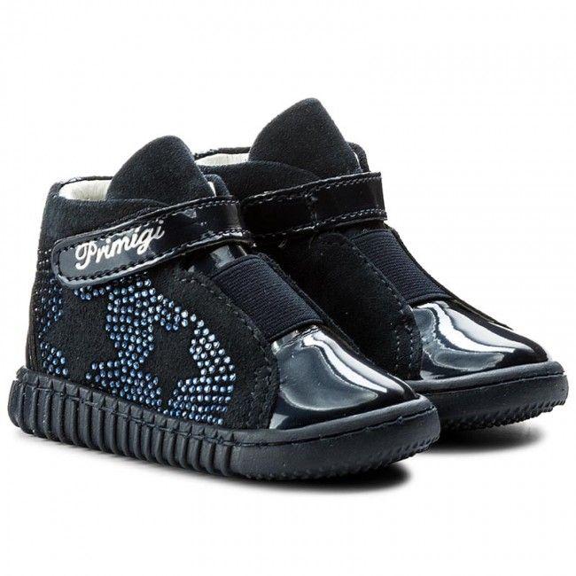 Trzewiki Primigi 8030100 Navy Navy Sneakers Shoes
