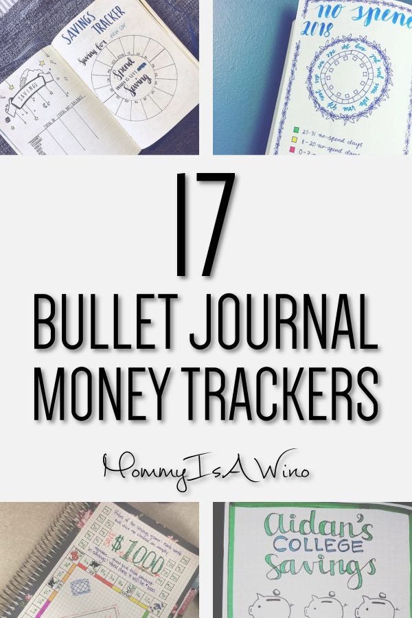 17 bullet journal pages to track money bullet journal doodles