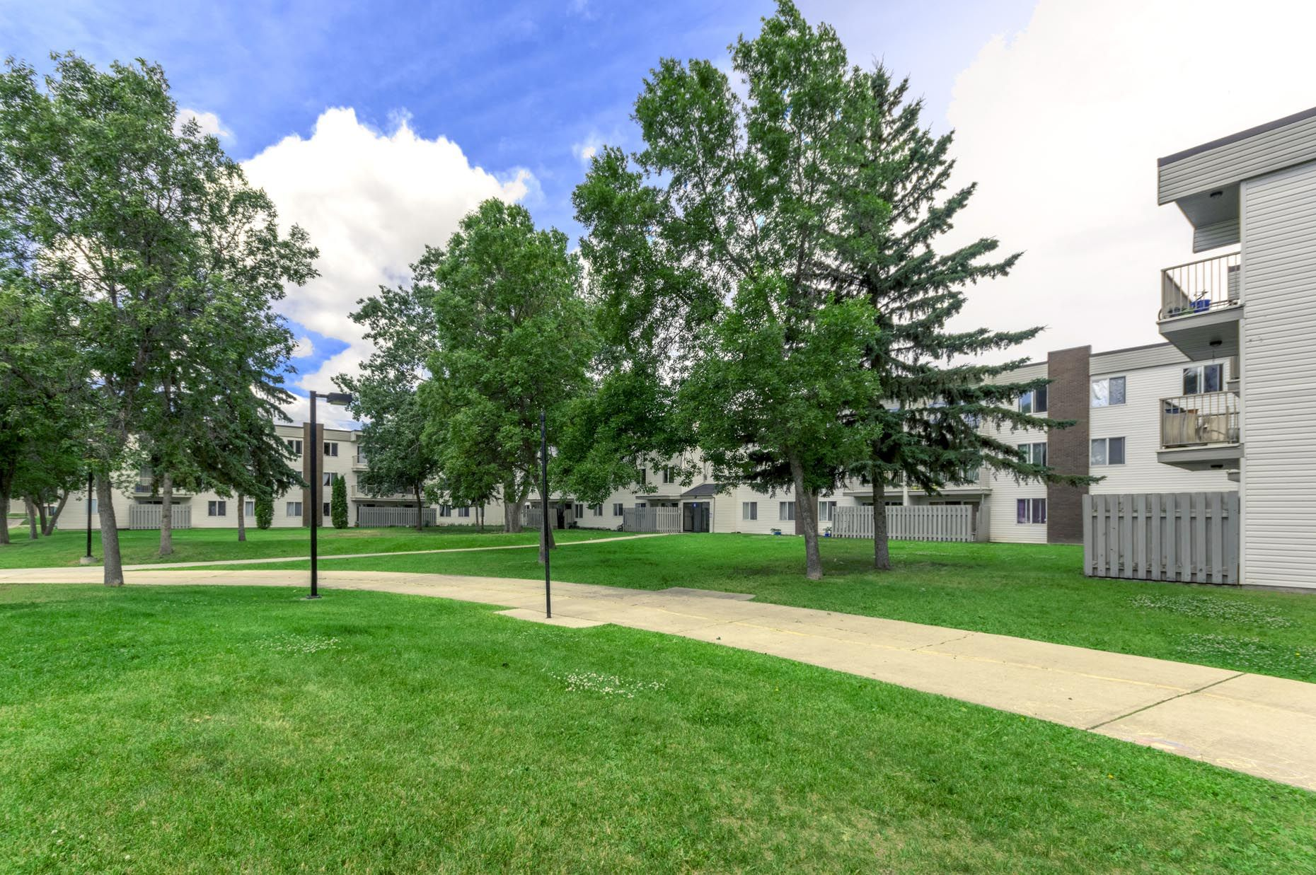 Leewood Village Mill Woods Apartments Apartments For Rent Village Rent