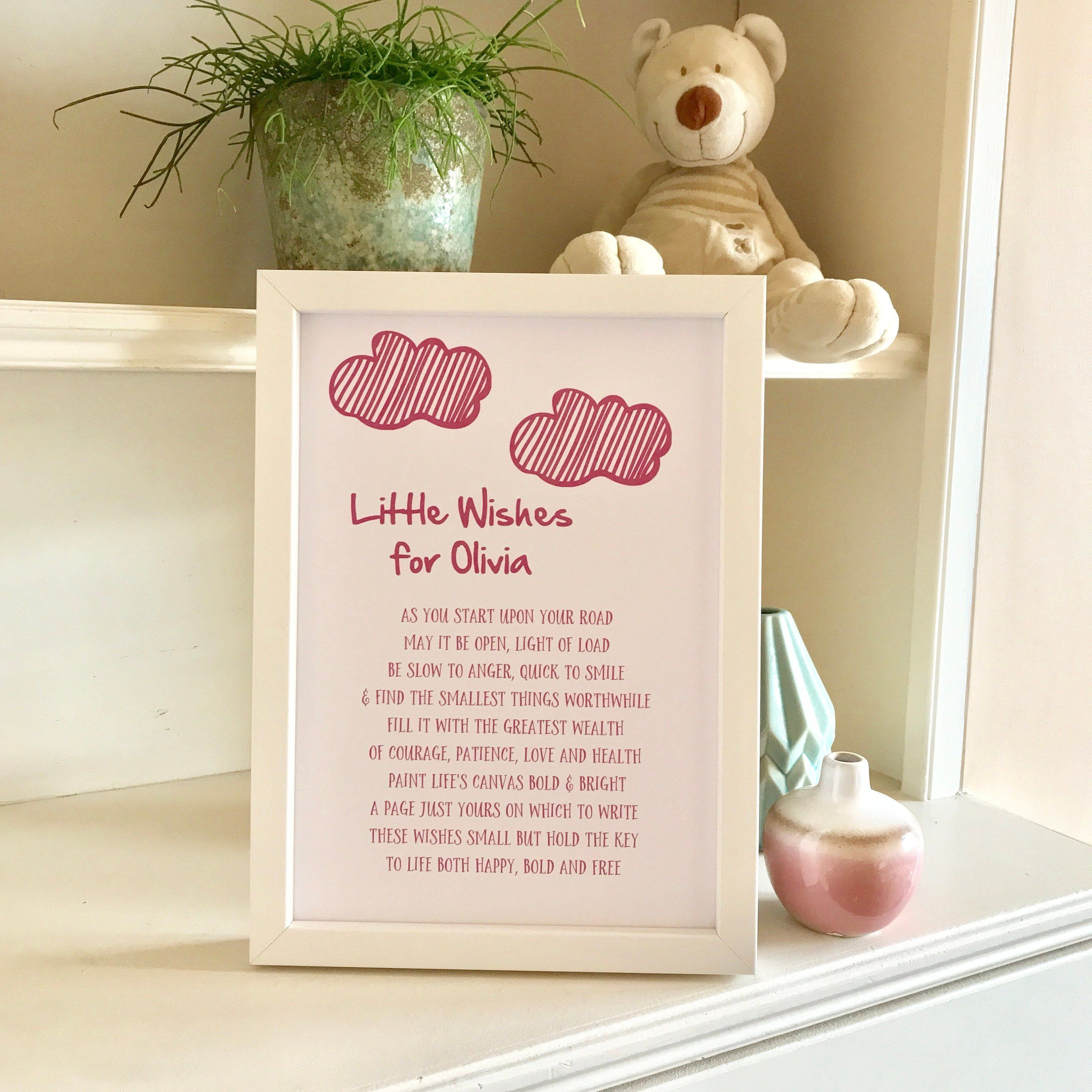 15 Personalised Joint Christening Naming Day invitations girl boy photo