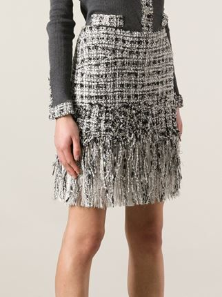 0a51524d7c9 chanel tweed - gorgeous fringing dresses this skirt up.