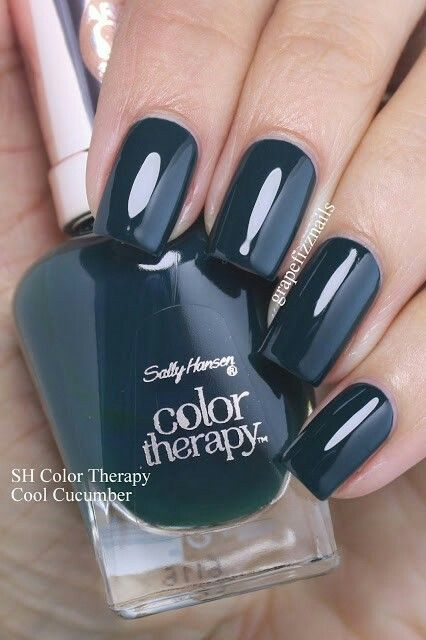 Sally Hansen Color Therapy Cool Cuber