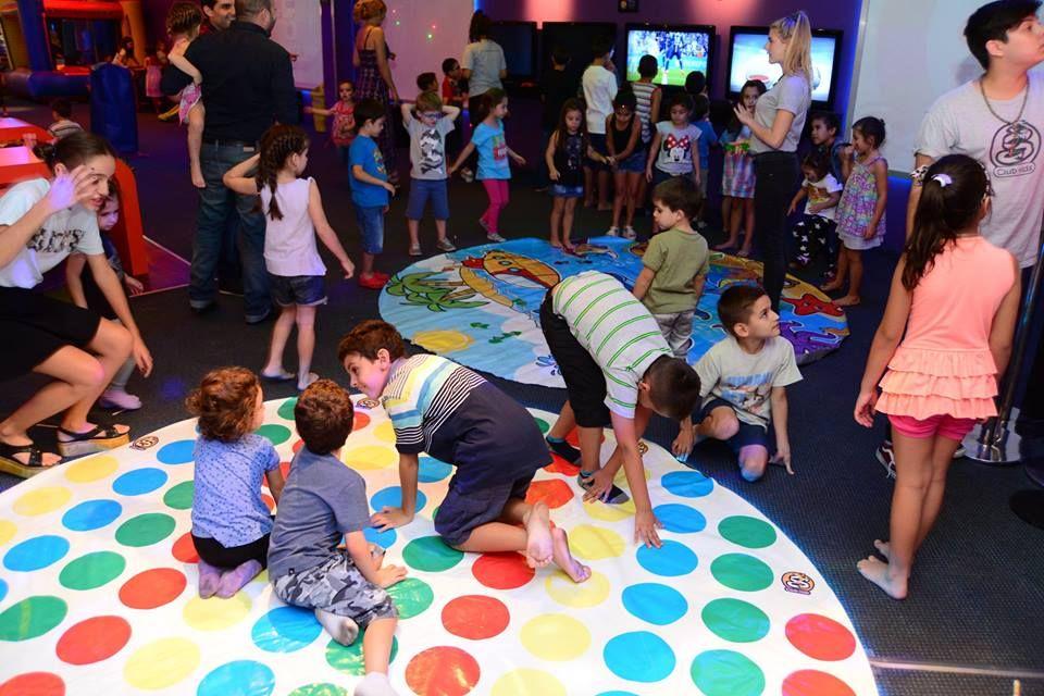 Juegos Pescamagic y Twister