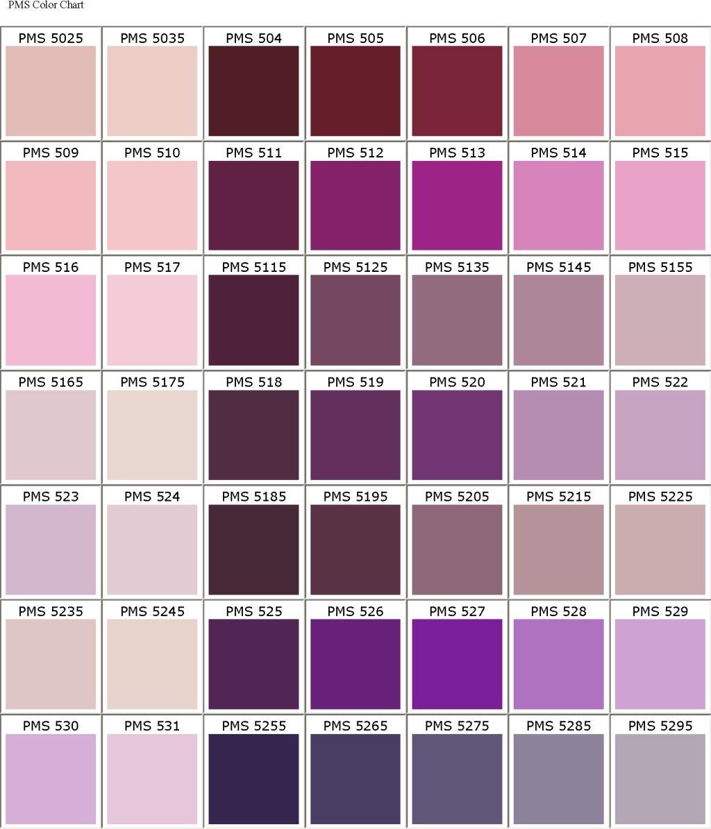 Creative Mixx Pms Colour Chart Colors Pinterest Pms Color