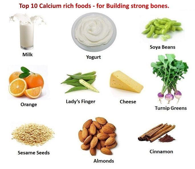how to build calcium in bones
