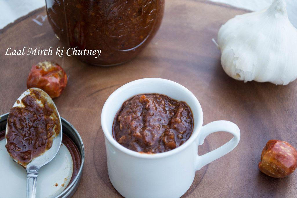 laal mirch ki chutney chutney food recipes indian food recipes on hebbar s kitchen chicken recipes id=77660