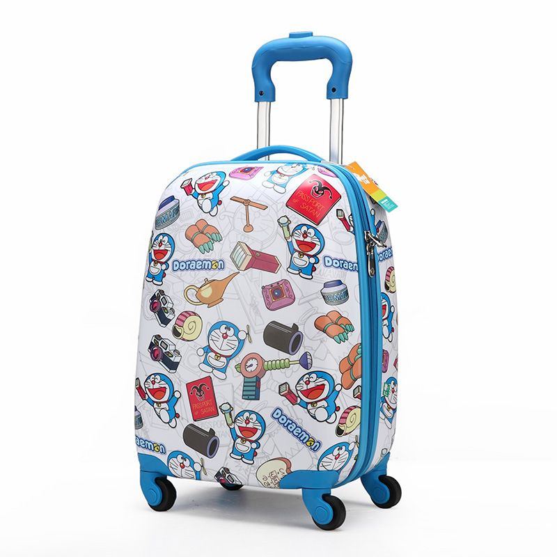 Wholesale!Kids 18inch cartoon travel luggage suitcase bags on ...
