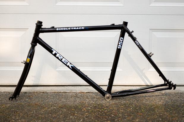 6c713a9b6ca 92 Trek 950 Singletrack | elegant bicycle craftsmanship | Mountain ...