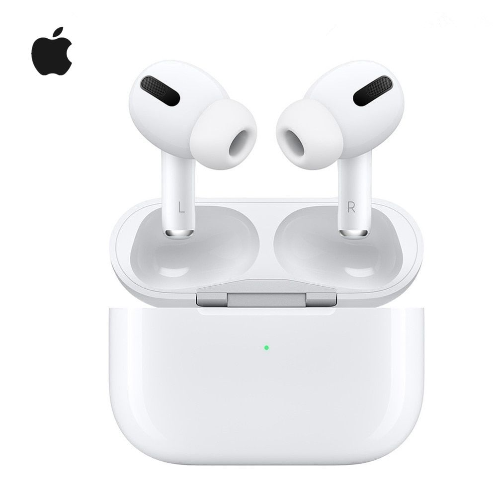 Apple Airpods Pro Wireless Bluetooth Earphone Original Airpods 3 Active Noise Cancellation With Char Airpods Pro Bluetooth Earphones Active Noise Cancellation