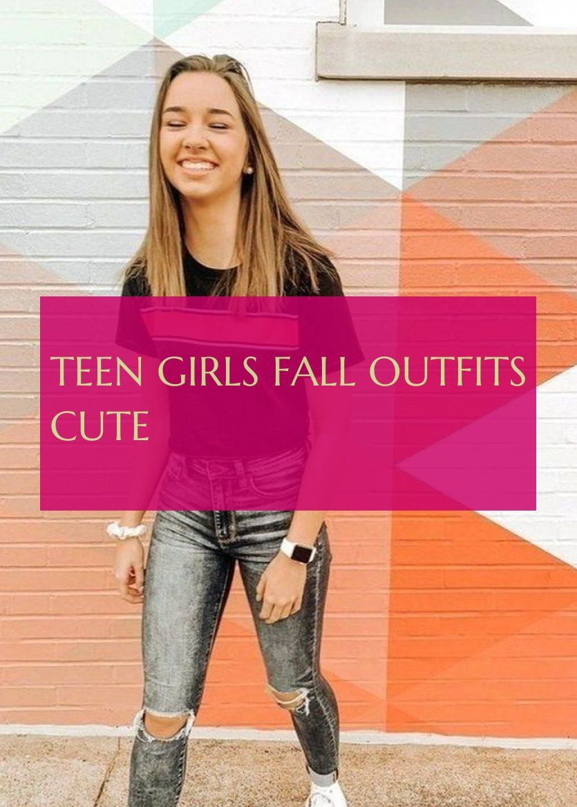 Permalink to Teen Girls Fall Outfits Cute