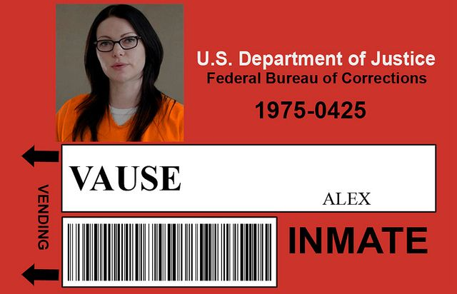 alex vause badge by oldtownhome you can print vause and chapman