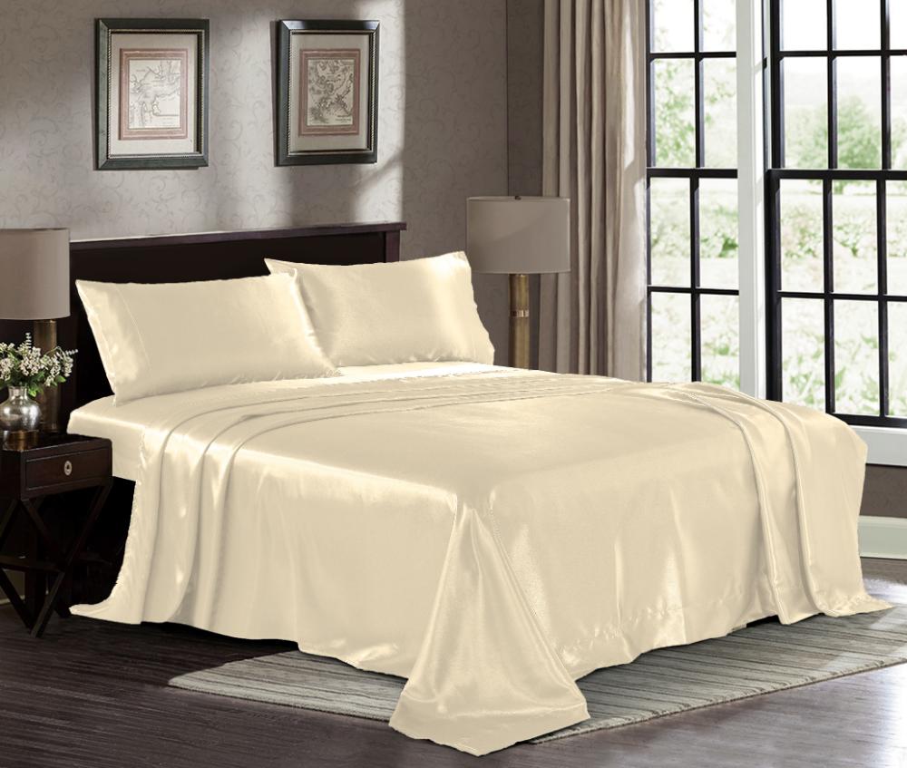 Home   Bed sheet sets, Satin bedding, Bed sheets