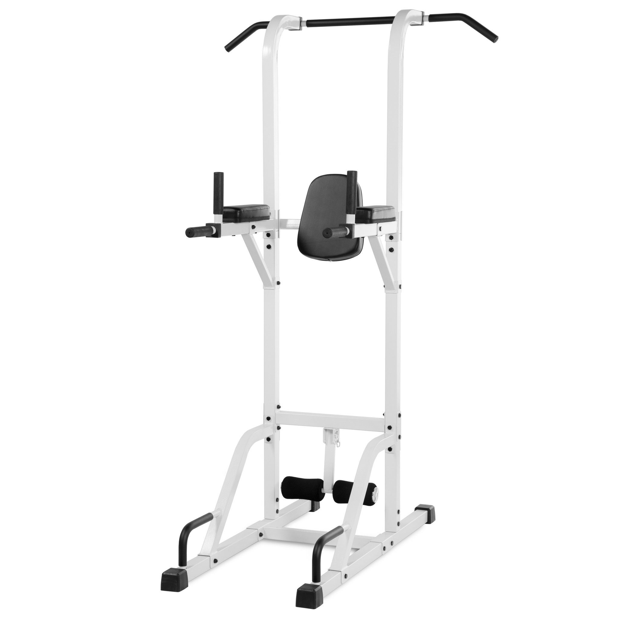Roman Chair Knee Raises - Xmark vkr vertical knee raise with dip and pull up station power tower xm