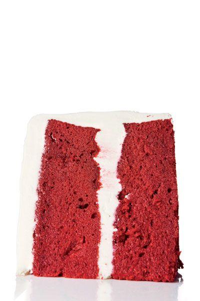 Red Velvet Cake Recipe - Saveur.com