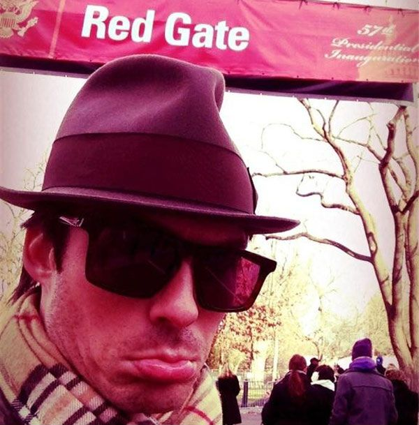 Ian Somerhalder Loses His Ticket To 2013 Presidential Inauguration