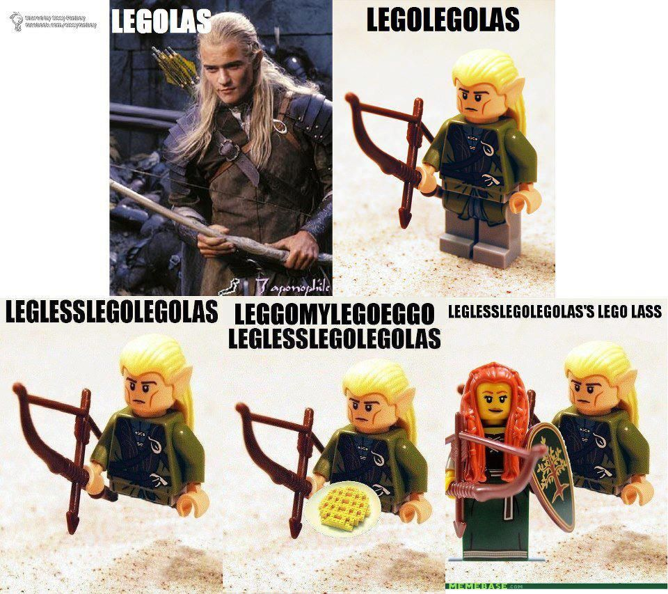 LegoLegolas
