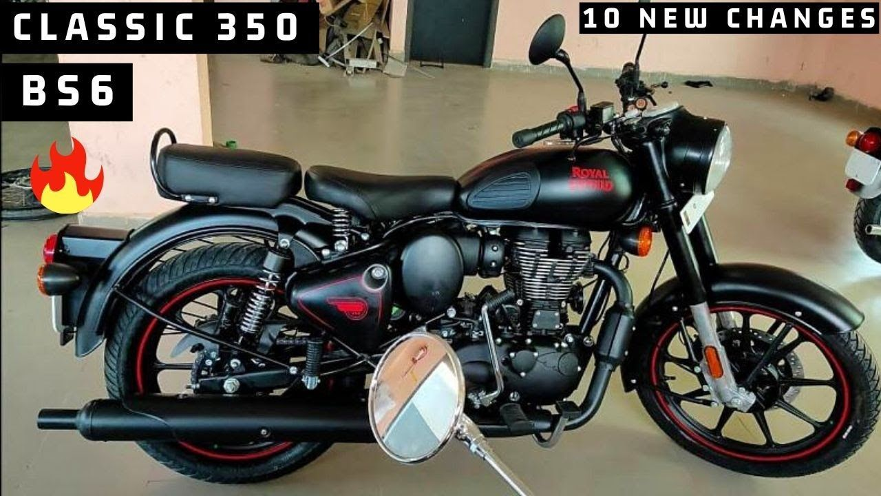 Finally Royal Enfield Classic 350 Fi Bs6 Launch Date 10 New Change In 2020 Enfield Classic Royal Enfield Classic 350cc Royal Enfield Bullet