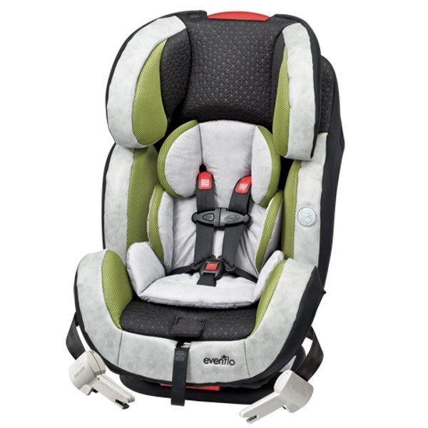 Evenflo Sureride Dlx Convertible Car Seat Steel Babies