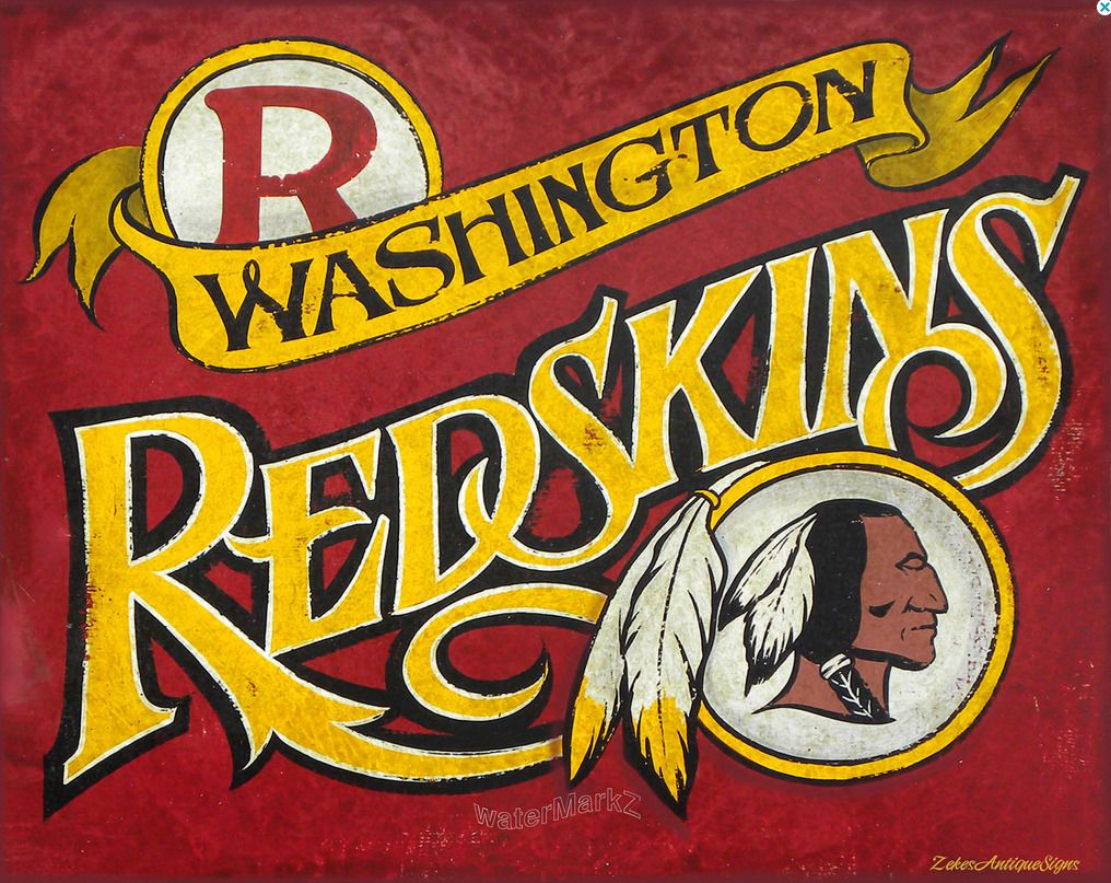 Washington Redskins. I'm their number one fan....when they