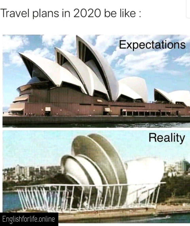 Travel Plans In 2020 Funny Relatable Memes Funny Memes Tumblr Best Memes