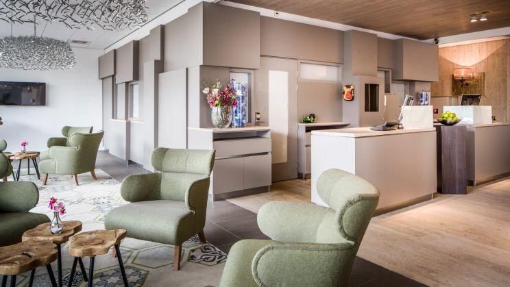 Lobby - Hampshire Hotel - Babylon Den Haag