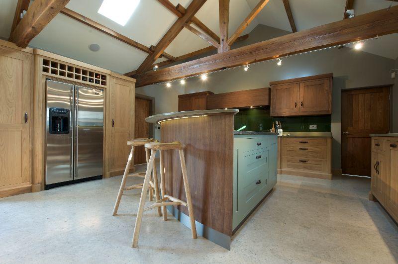 Barn Conversion Open Plan Kitchen Living Room Google Search Barn Conversion Pinterest