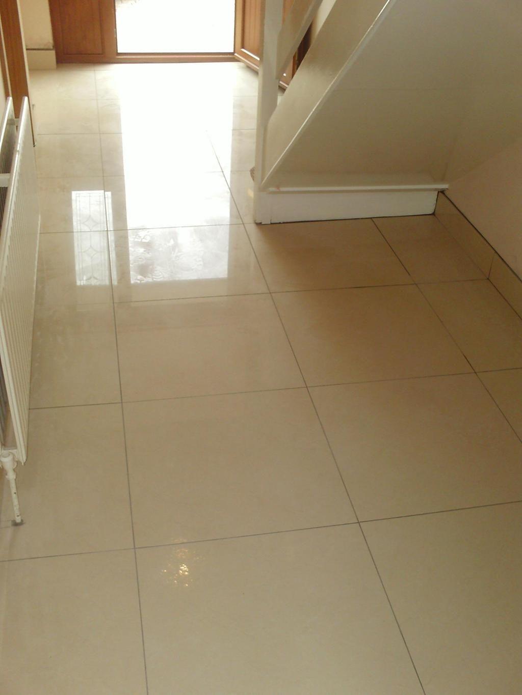 Thomasfarrell tiling on | Tiled hallway, Polished porcelain tiles ...