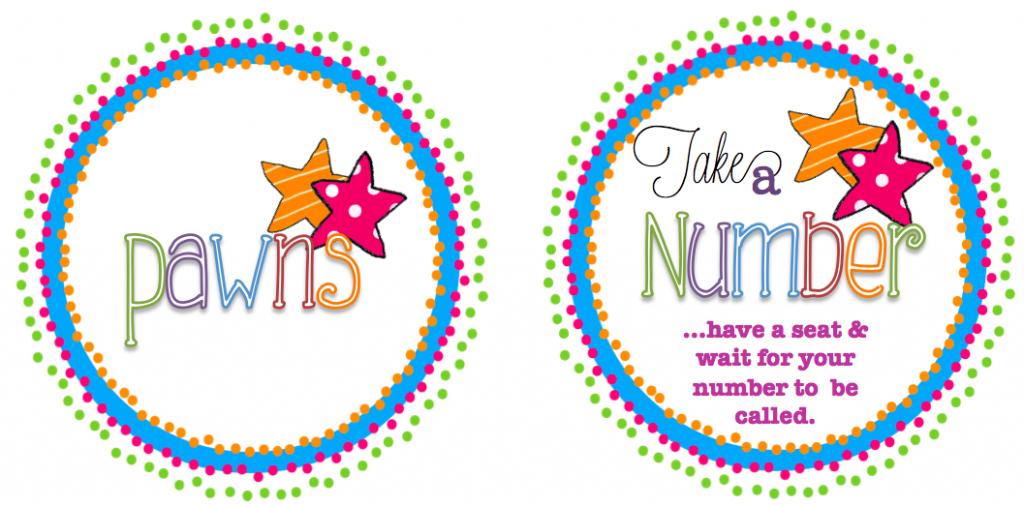 Free Editable Cute Classroom Circle Labels!
