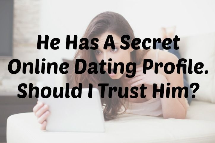 Can we trust online dating