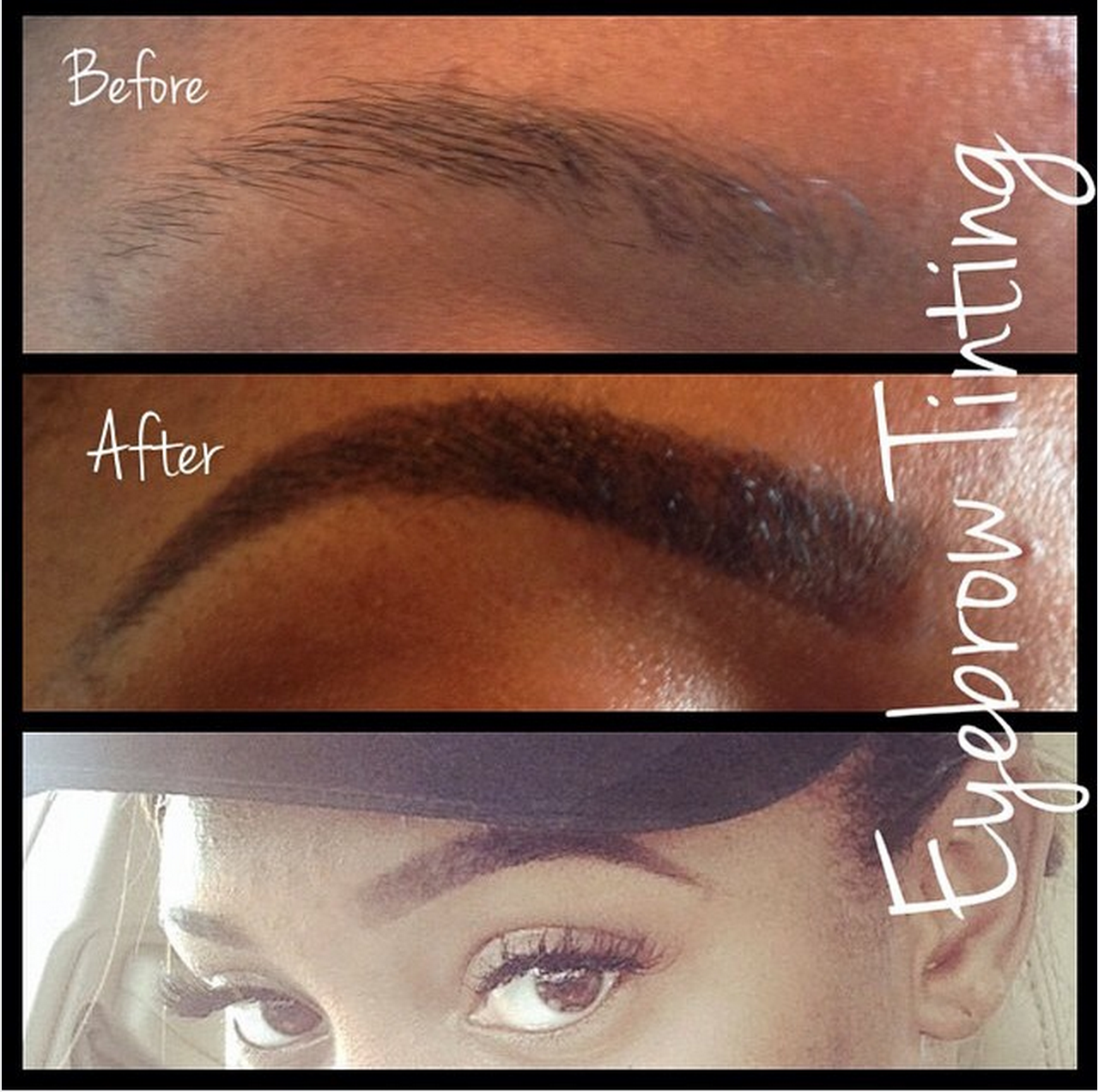 Henna Tinting For Your Brows I Would Love To Try Eyebrows On Fleek Henna Eyebrows Eyebrow Tinting