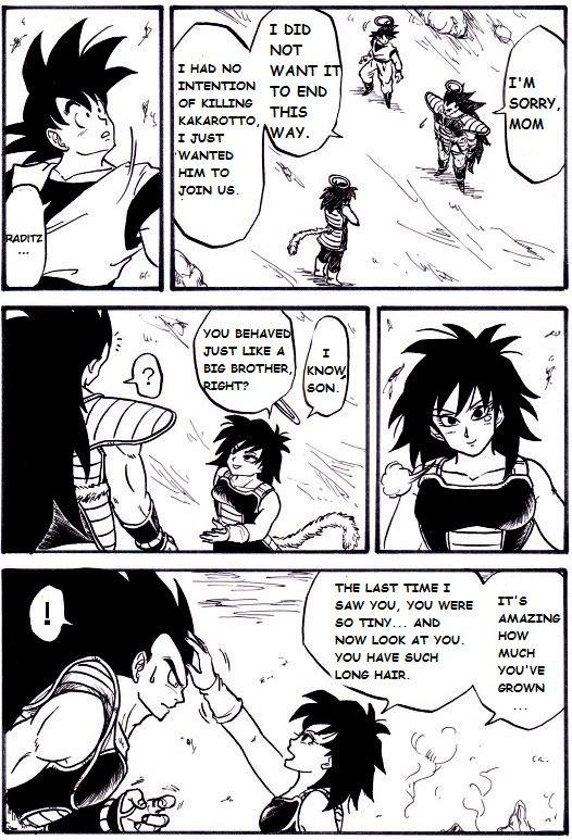 Goku Meets His Family Pg3 By Rjackson244 Dragon Ball Super Funny Dragon Ball Art Anime Dragon Ball Super