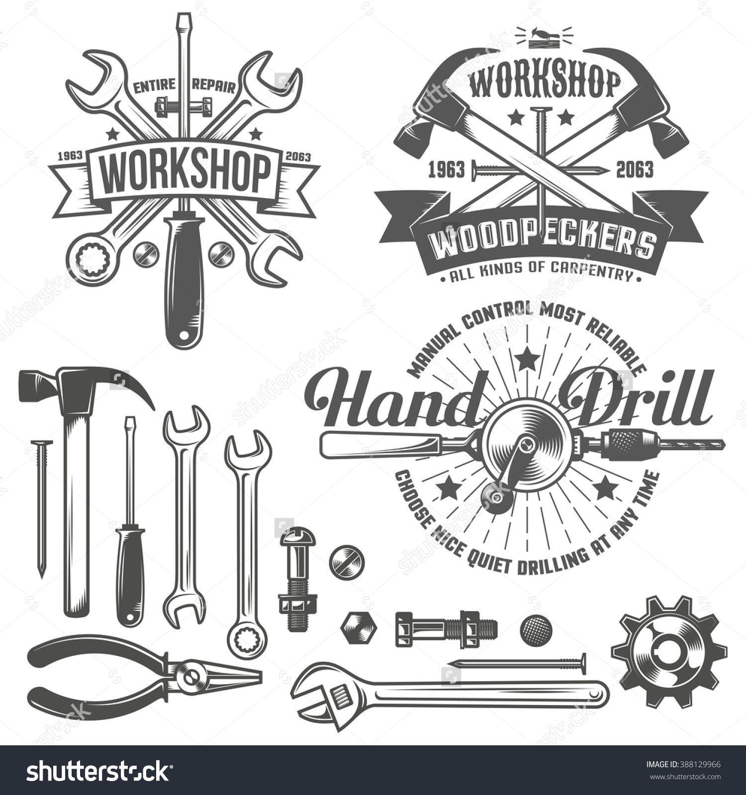 Vintage Tools Logo
