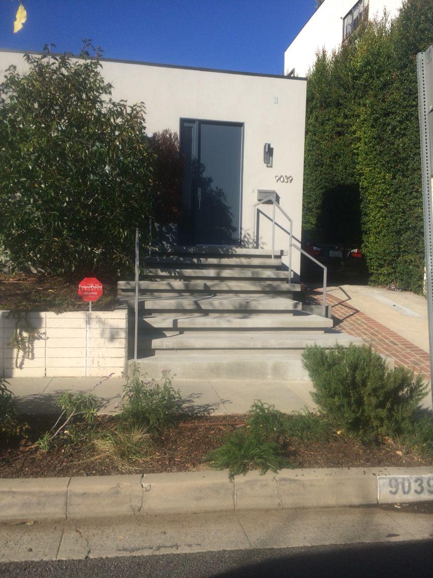 Concrete Steps With Overhang Concrete Steps Outdoor Decor Concrete