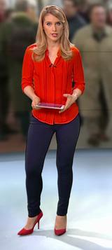 Laurie Milliat-desorgher : laurie, milliat-desorgher, Épinglé, Shoes, Célébrités, Présentatrices, Chaussures, Rouges