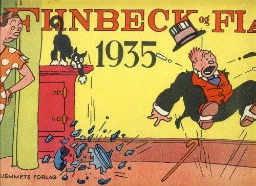 Fiinbeck og Fia 1935