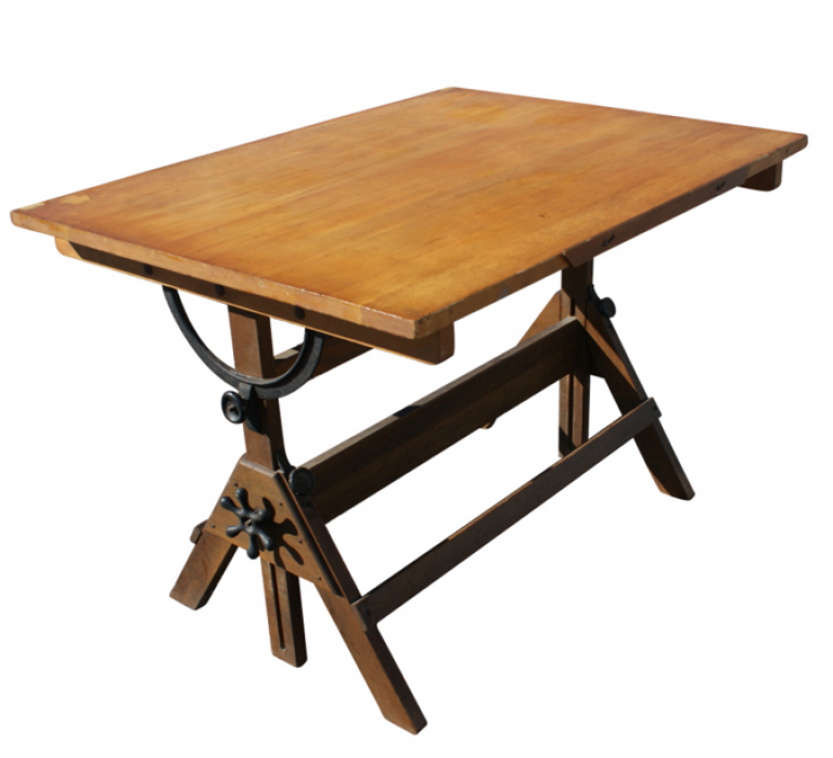 Antique Drafting Table For Sale Antique Drafting Table Vintage Drafting Table Wood Drafting Table